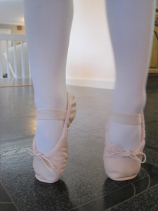 little ballet shoes