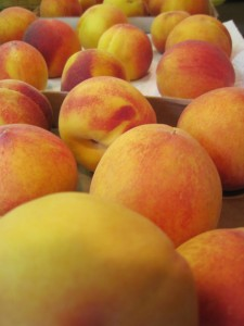 Georgia Peaches